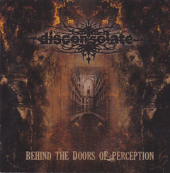 Disconsolate - Behind The Doors Of Perception