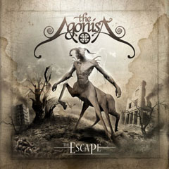 The Agonist - The Escape (EP)